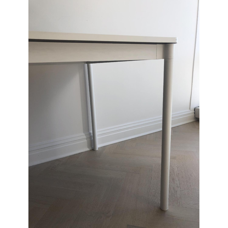 Muuto Matte White Desk/Dining Table - image-13
