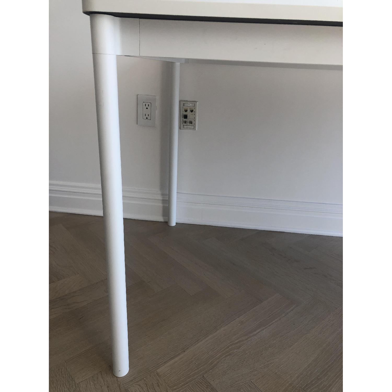 Muuto Matte White Desk/Dining Table - image-14