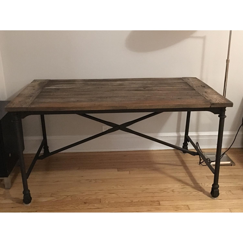 Restoration Hardware Flatiron Desk - image-2