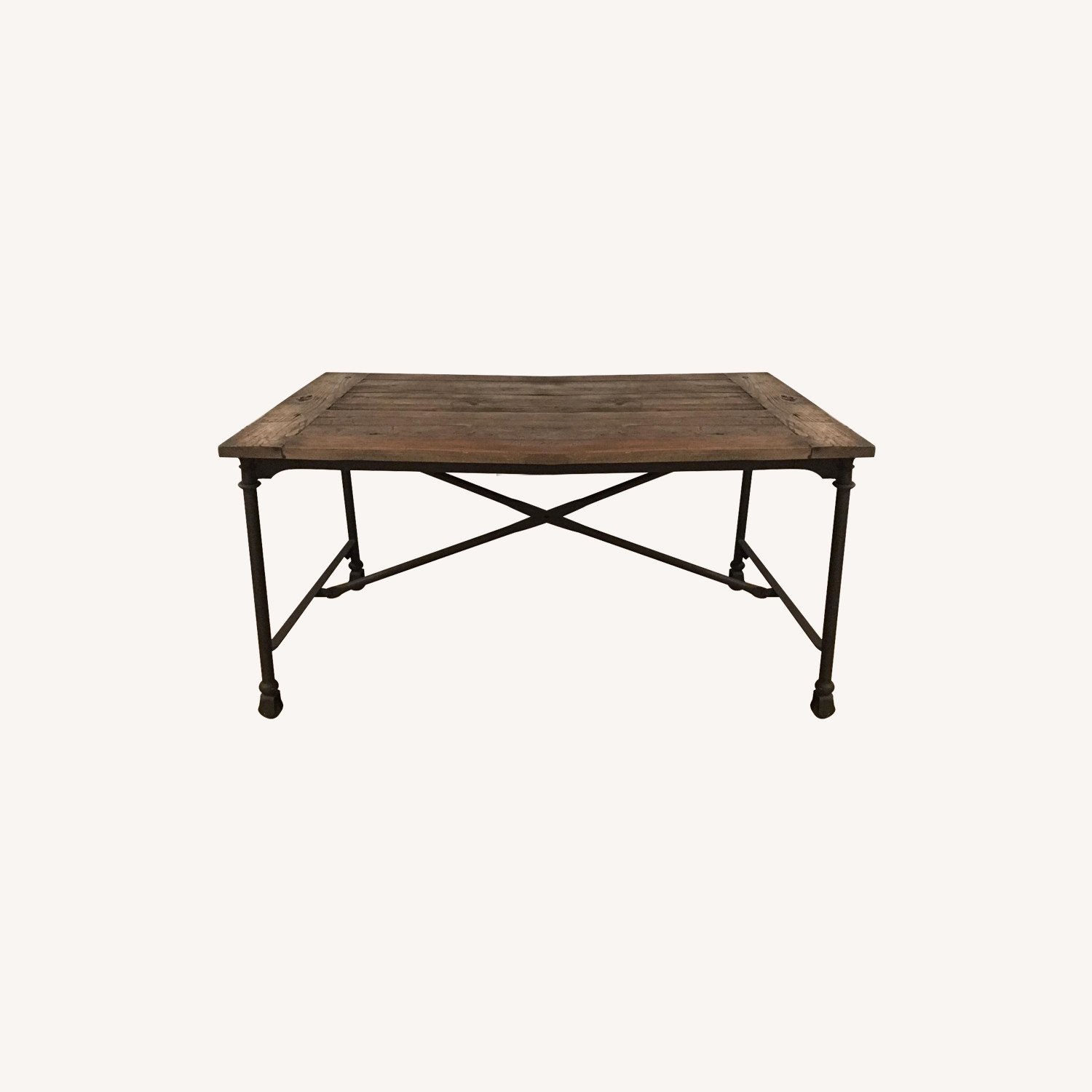 Restoration Hardware Flatiron Desk