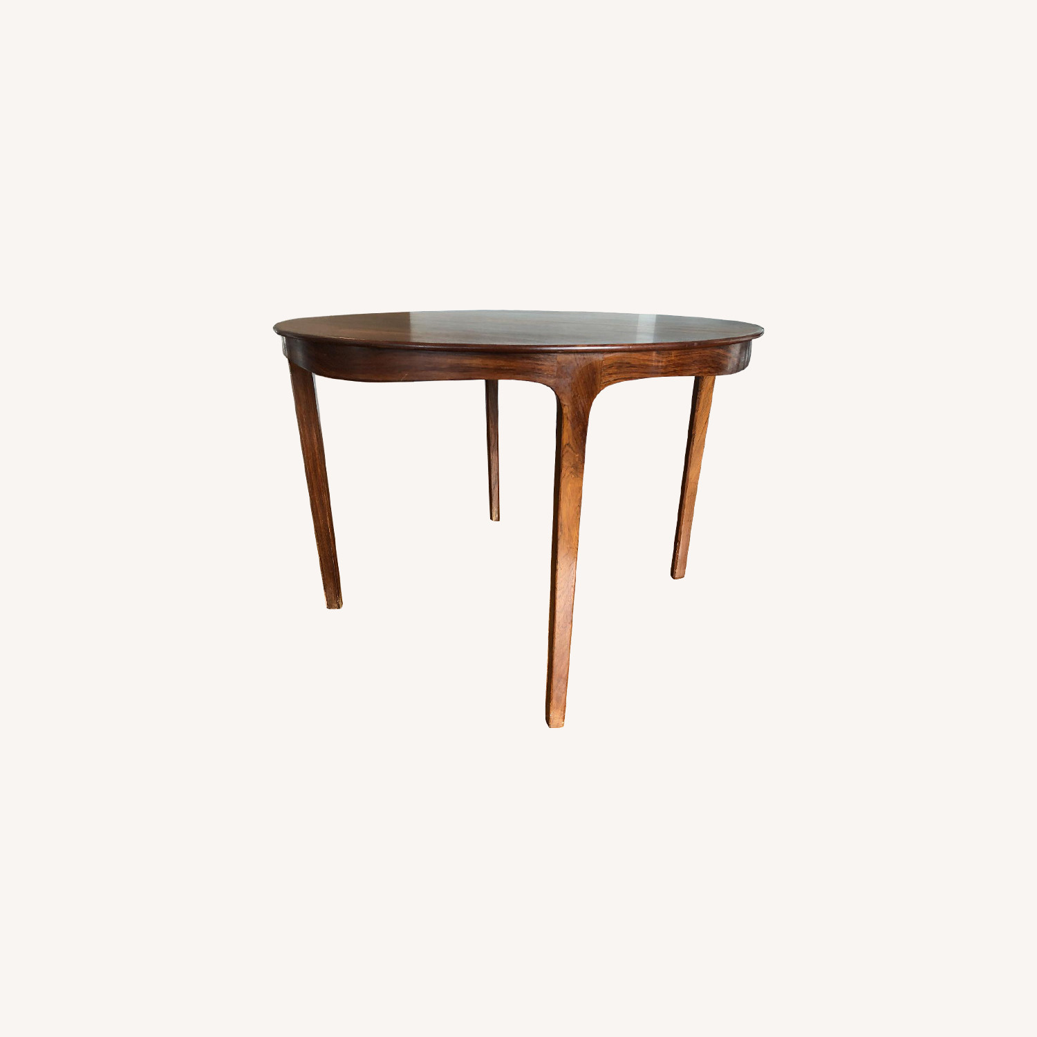 Vintage Ole Wanscher Side Table in Rosewood