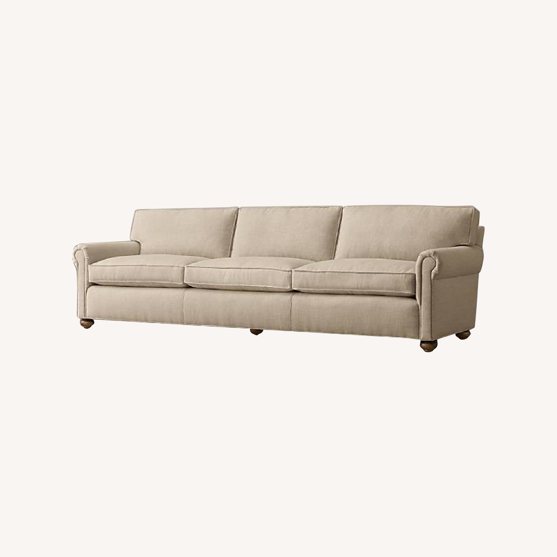 Restoration Hardware Original Lancaster Sofa