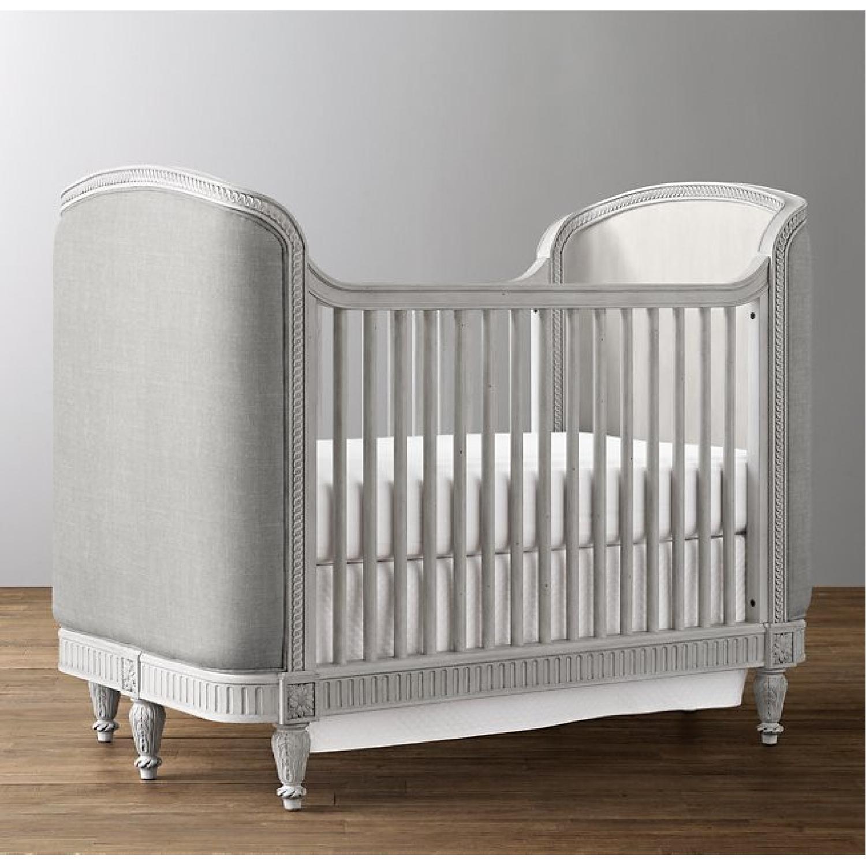 Restoration hardware Belle Crib - image-1