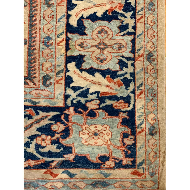 Turkish Vegetable Dyed Wool Rug - image-5