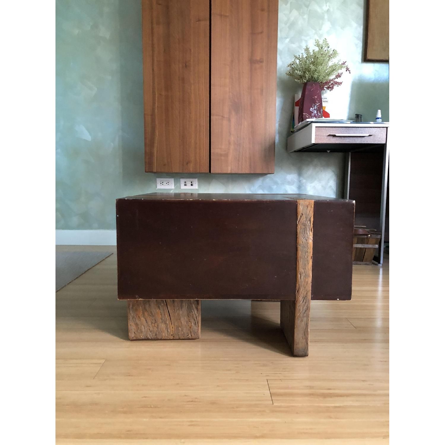 Environment Furniture Reclaimed Wood Coffee Table - image-2