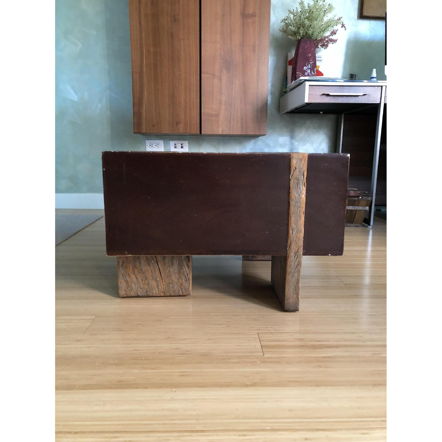 Environment Furniture Reclaimed Wood Coffee Table - image-3