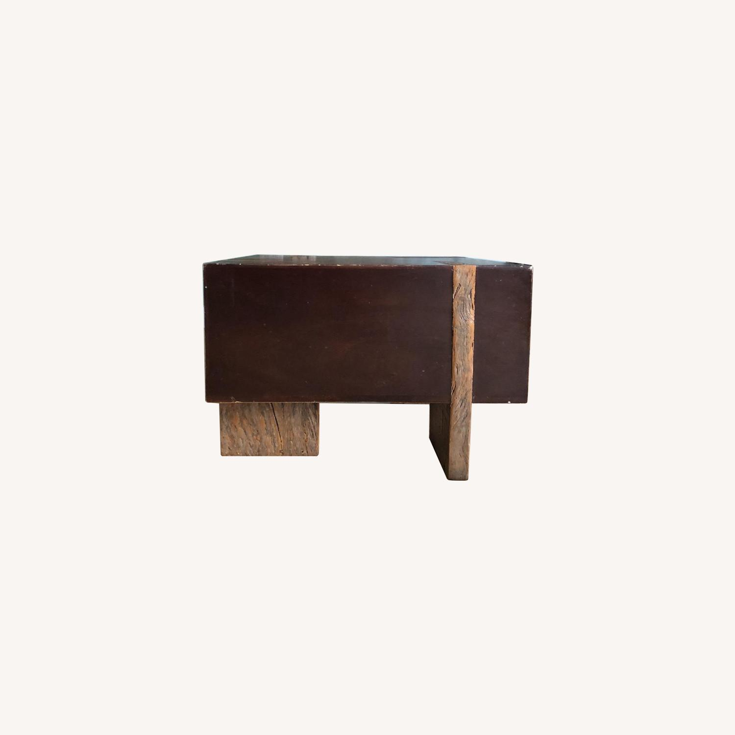 Environment Furniture Reclaimed Wood Coffee Table - image-0