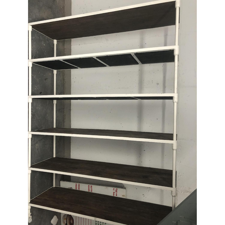 Restoration Hardware Industrial Bookcase - image-2