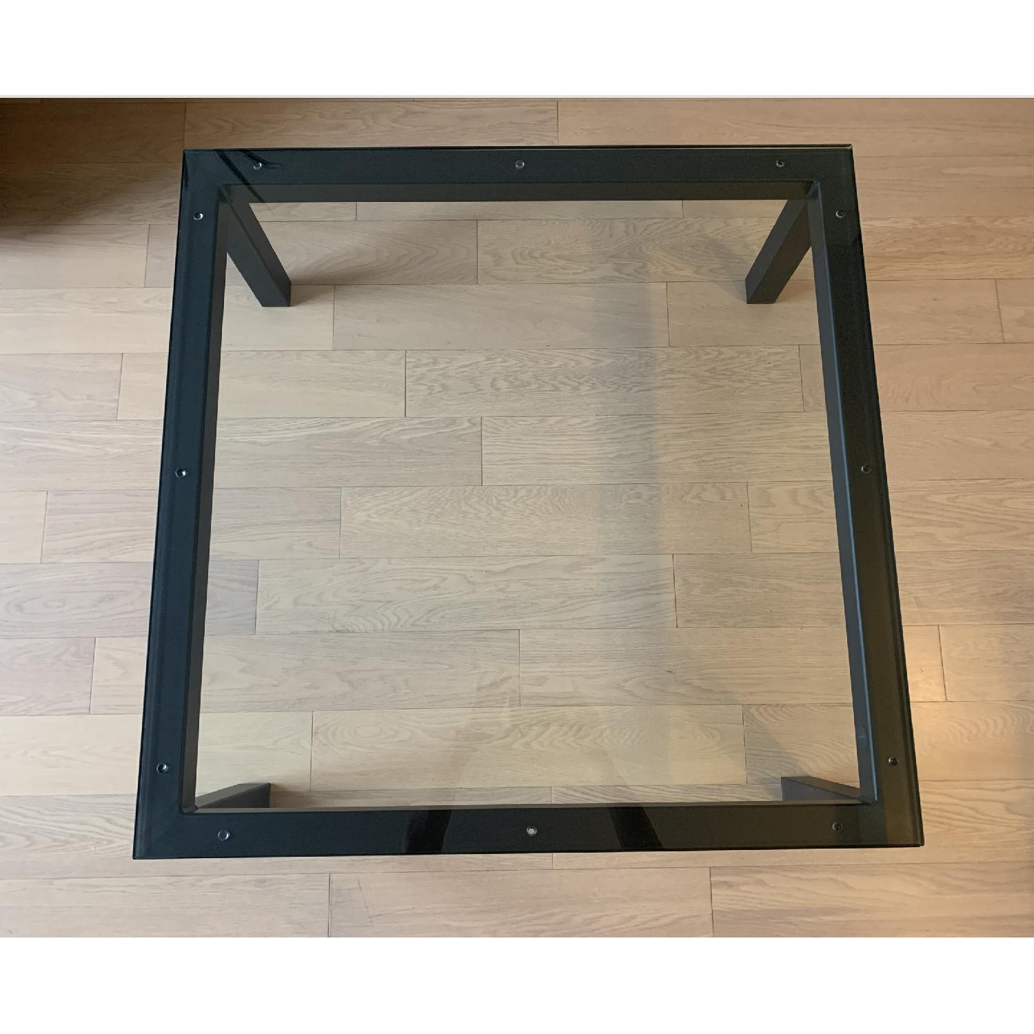 Room & Board Parsons Glass Coffee Table - image-5