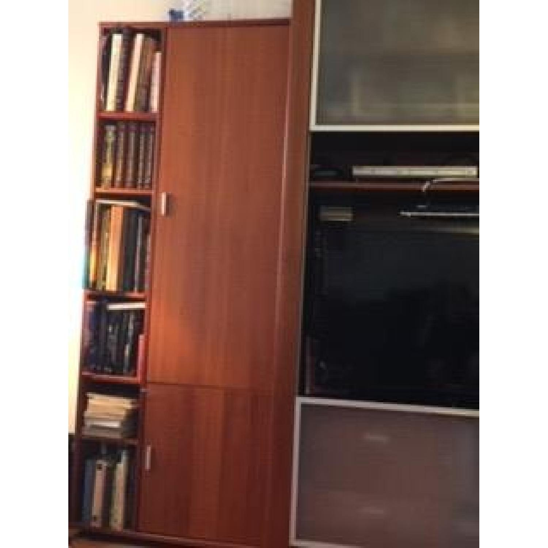 Workbench Wood 4-Piece Wall unit - image-2
