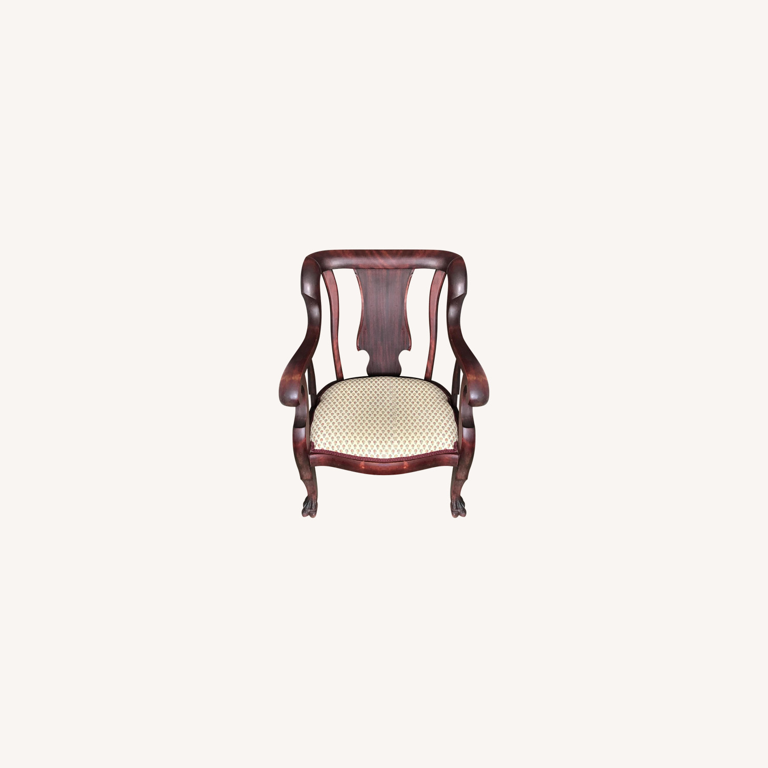 Vintage Gentlemans Chair