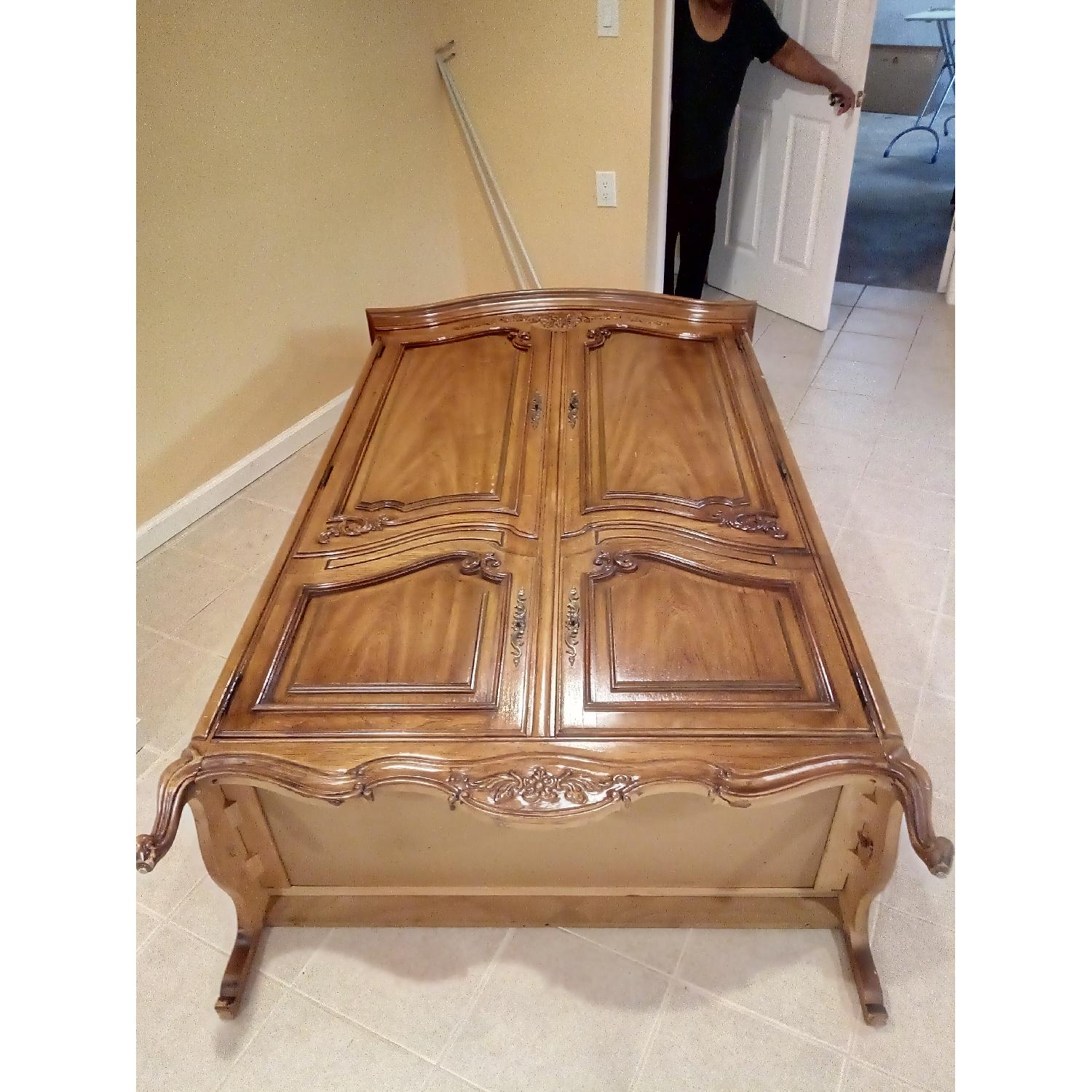 Antique French Armoire - image-1