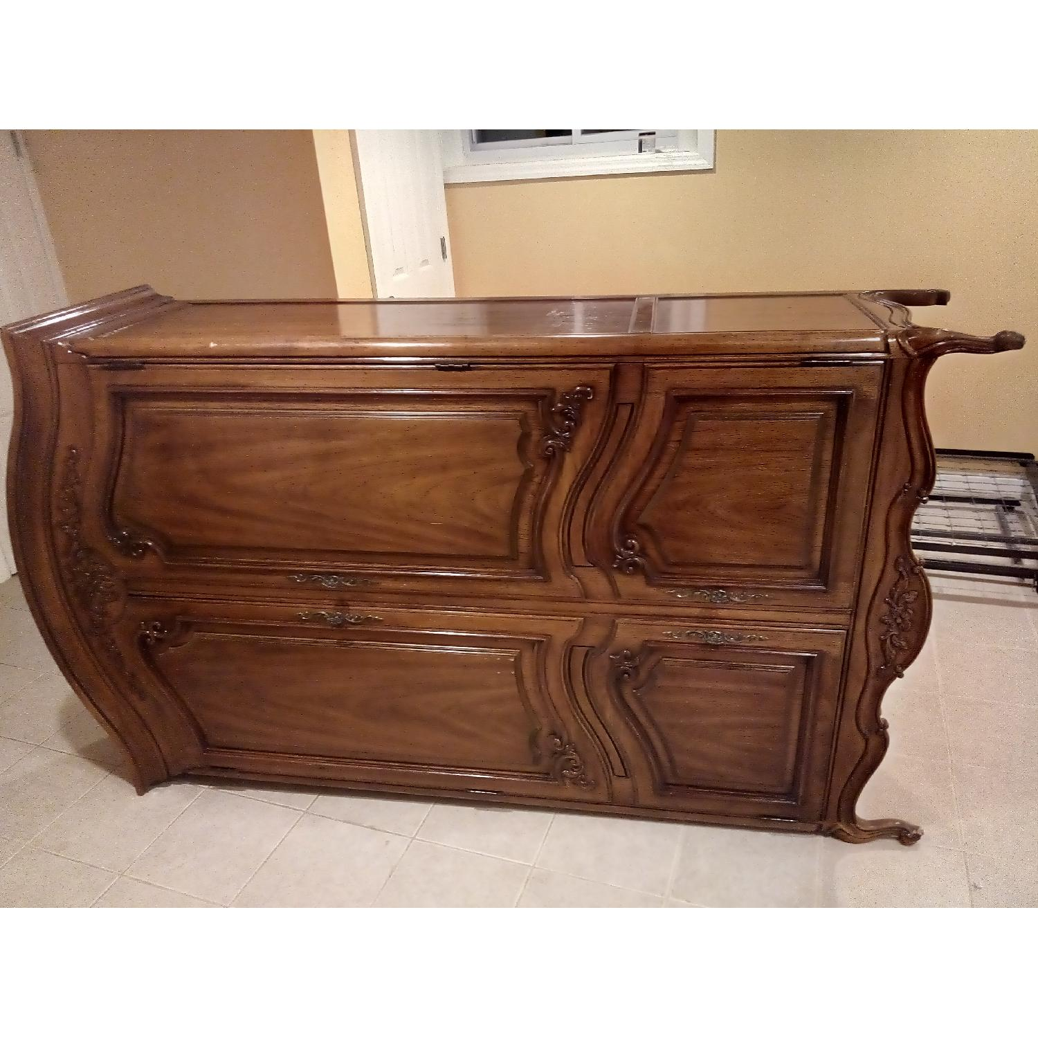Antique French Armoire - image-2
