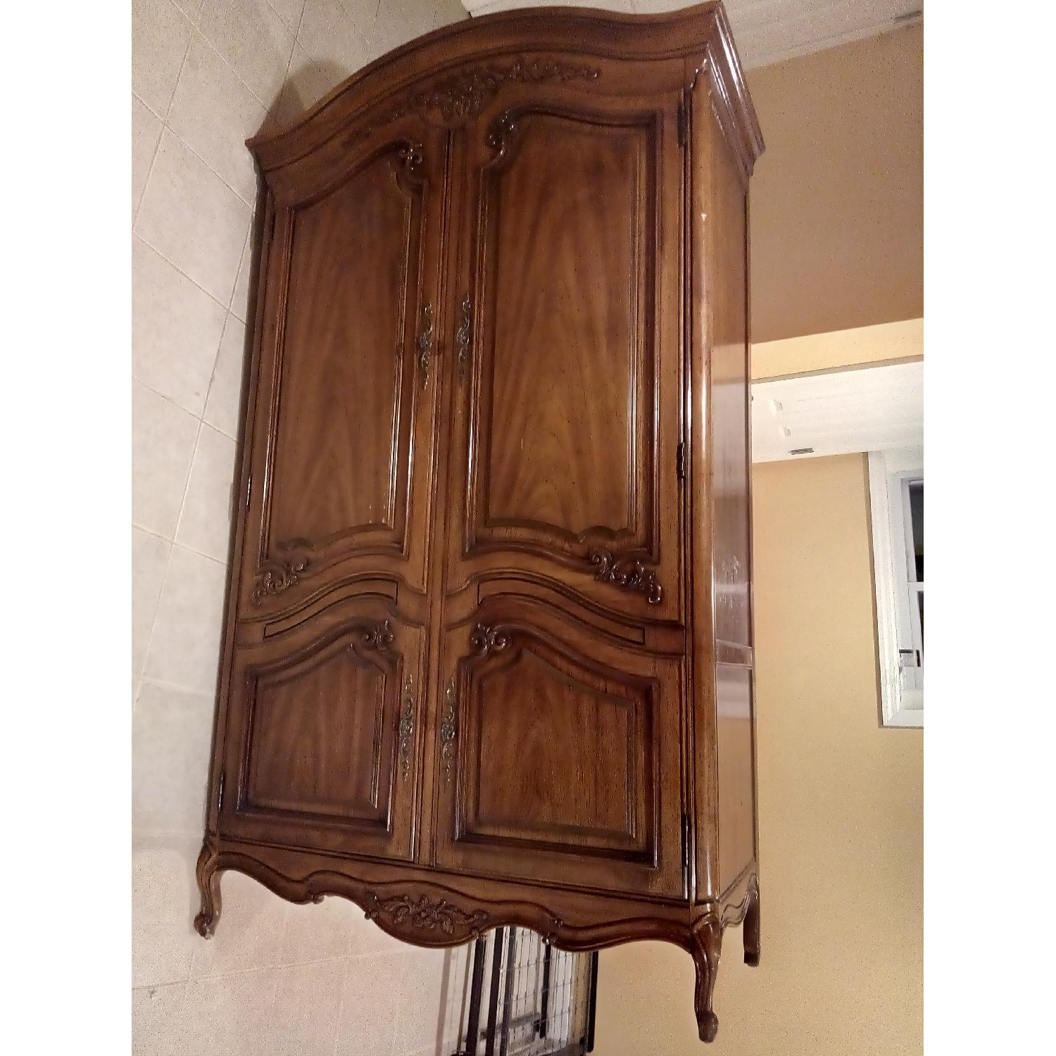 Antique French Armoire - image-3