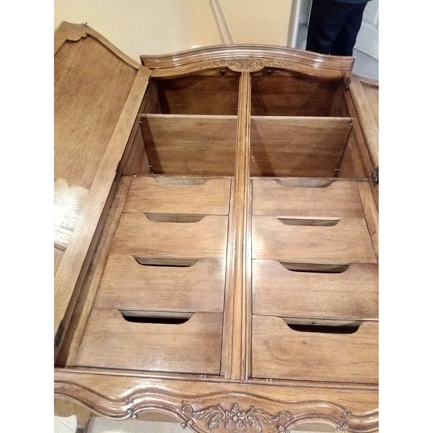 Antique French Armoire - image-5