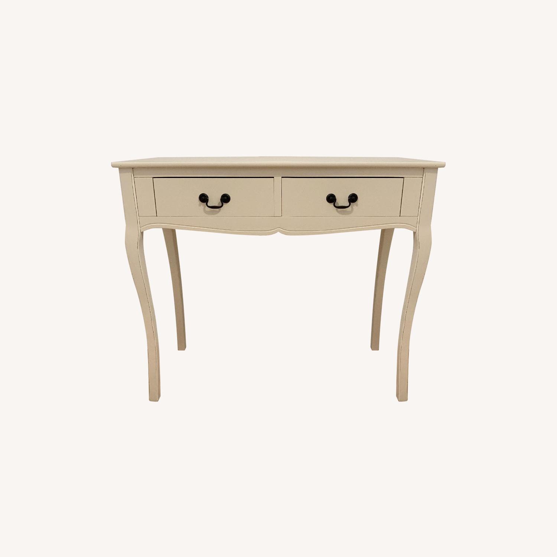 Home Goods White Vanity Table