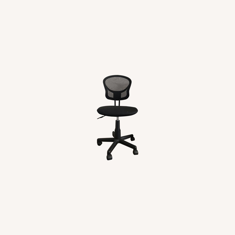Staples Black Swivel Office Chair