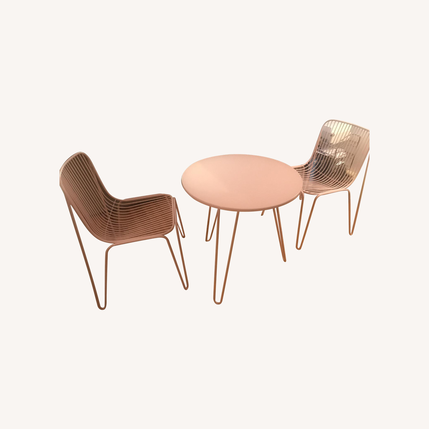 Urban Outfitters Bistro Table w/ 2 Chairs