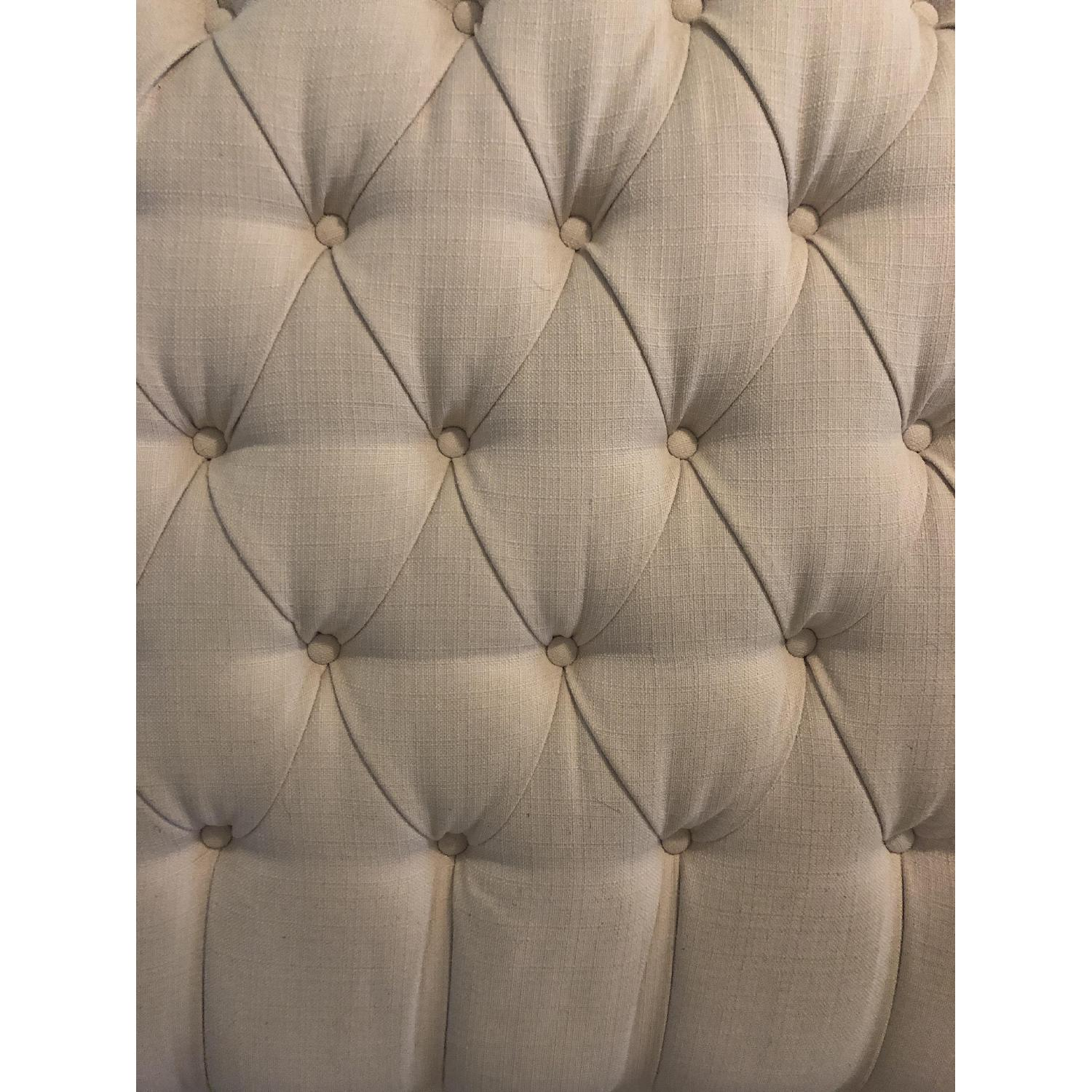 Queen Sized Tufted Headboard - image-4