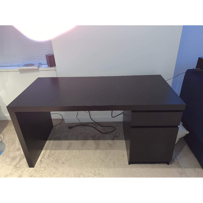 Ikea Malm Desk - image-1