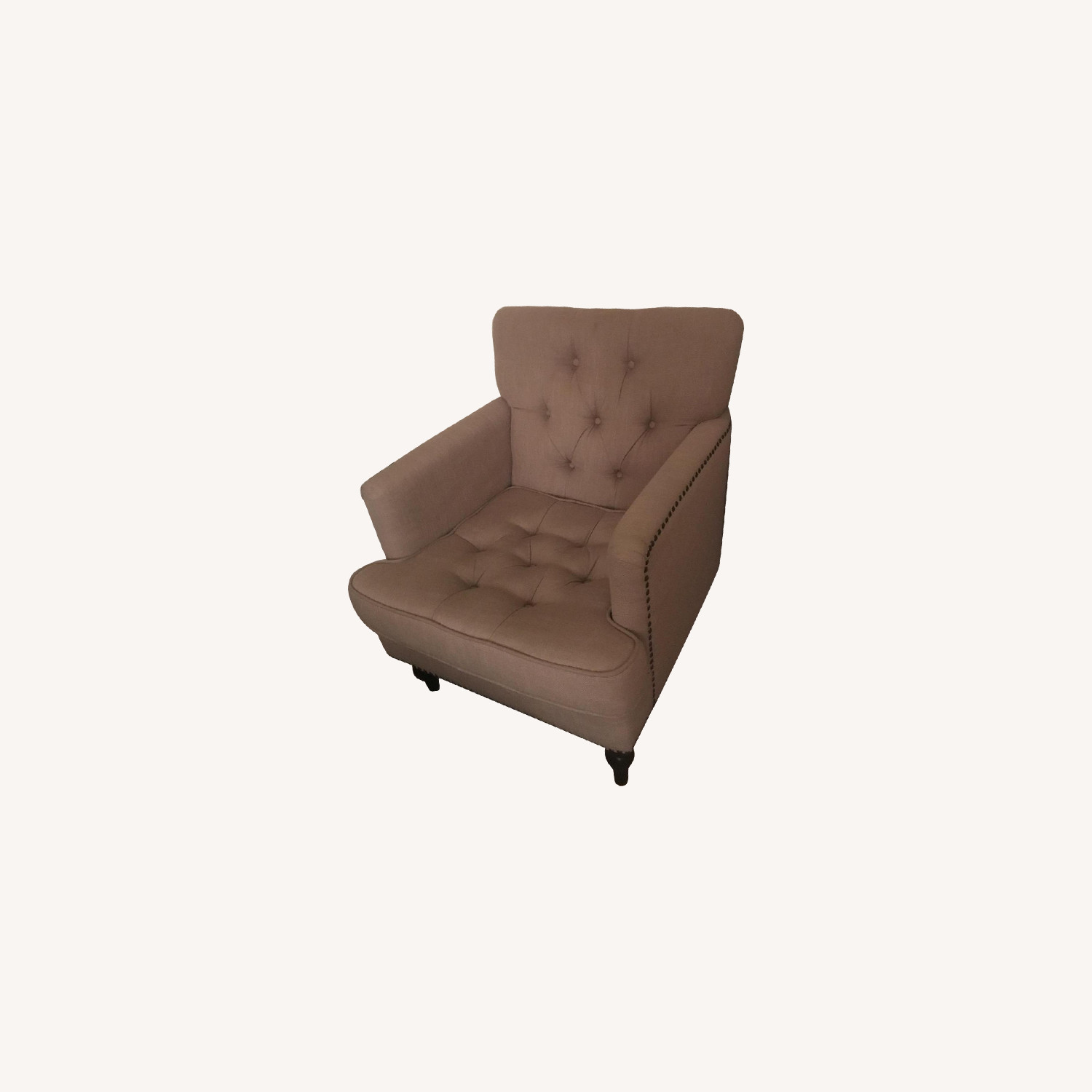 Christopher Knight Home Tufted Arm Chair