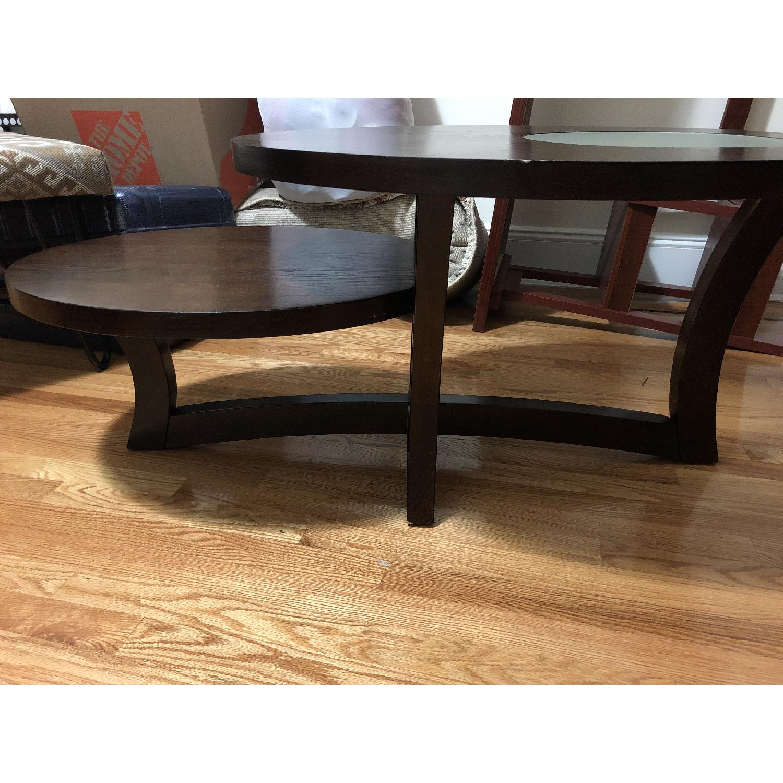 Wood Coffee Table - image-2