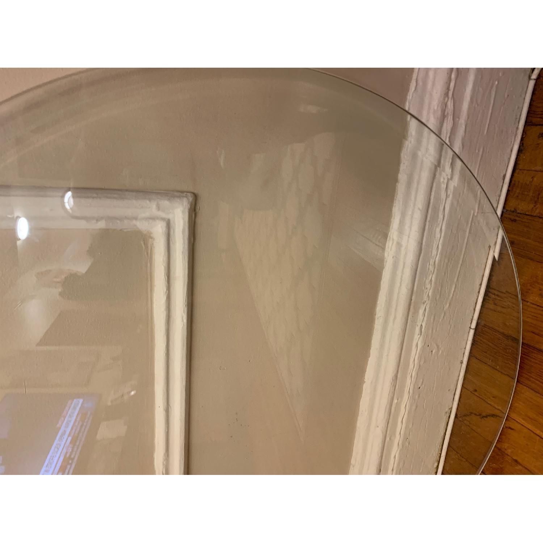 Tempered Flat Edge Polish Glass Table Top - image-3