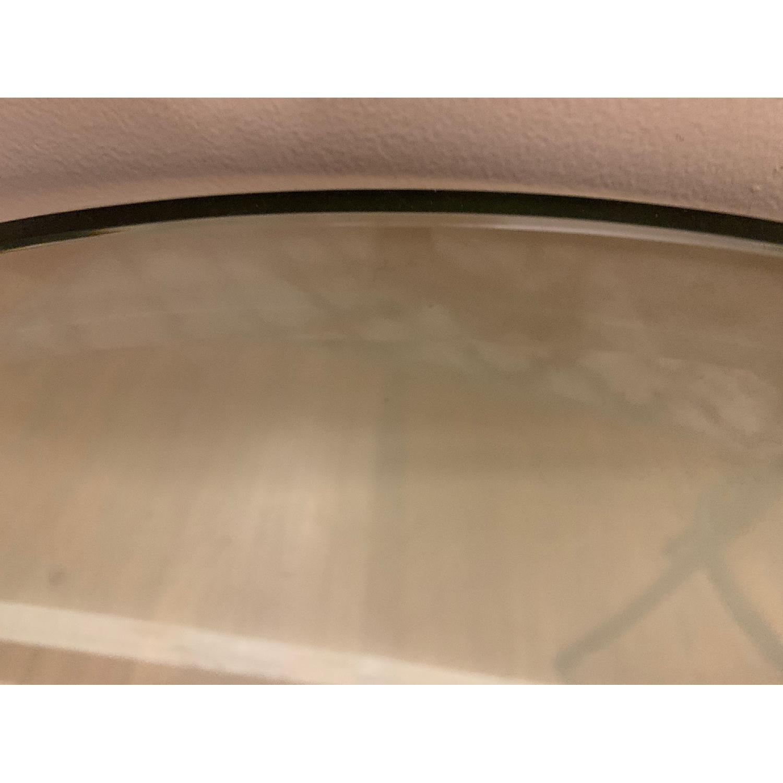 Tempered Flat Edge Polish Glass Table Top - image-4