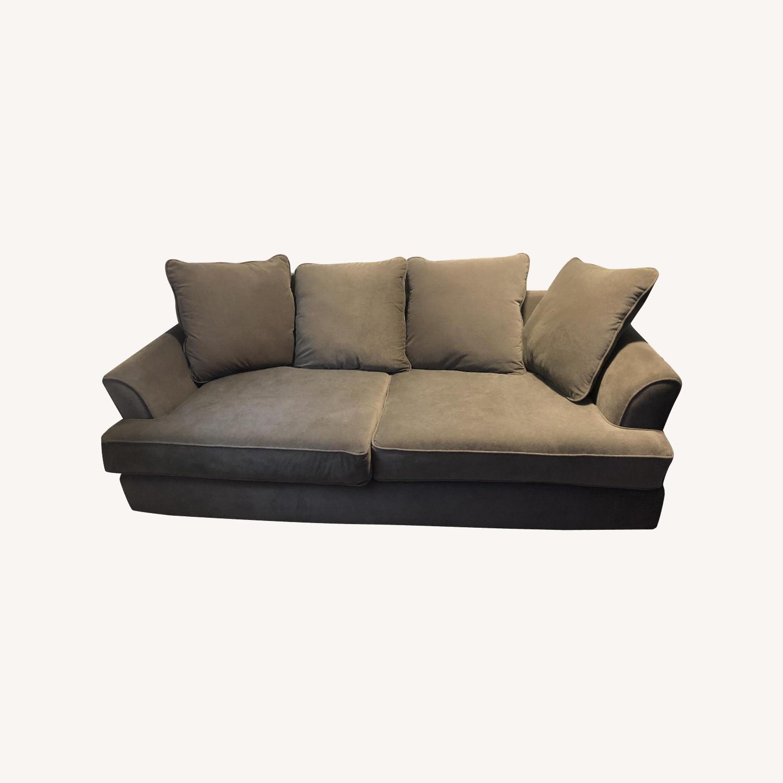 Lloyd of Chatham Tan Sofa