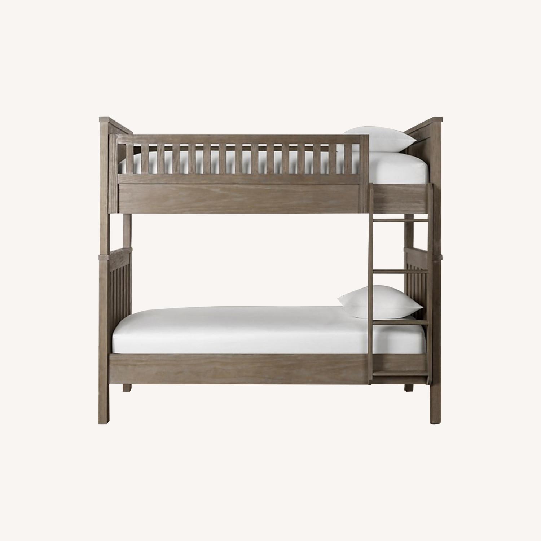 Restoration Hardware Baby & Child Bunk Bed