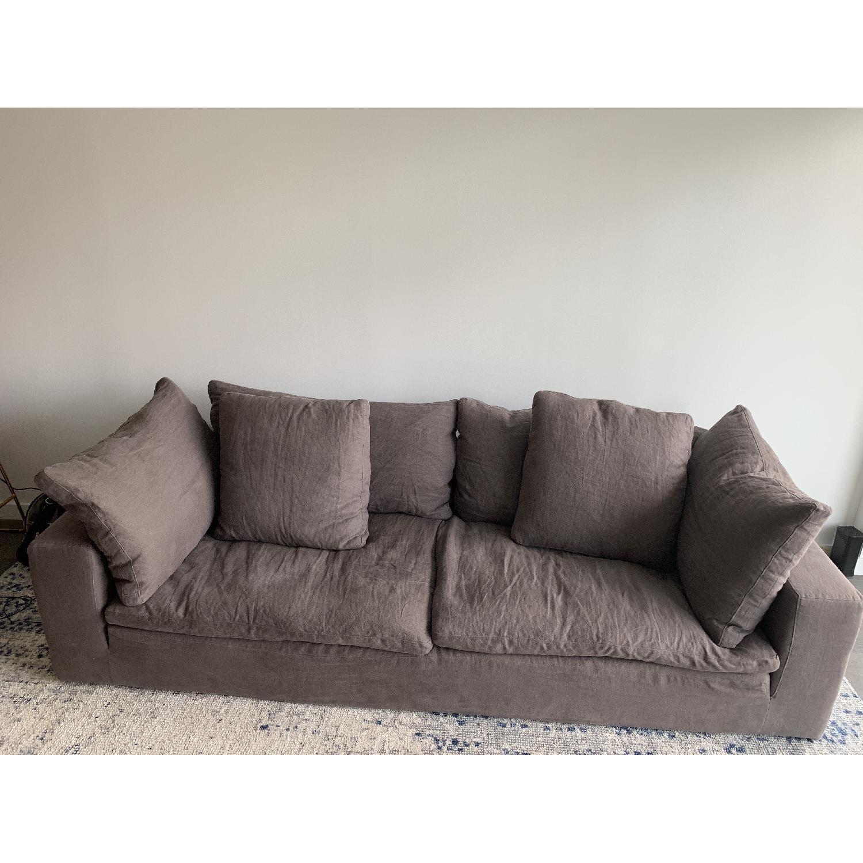 Restoration Hardware Cloud sofa - image-1