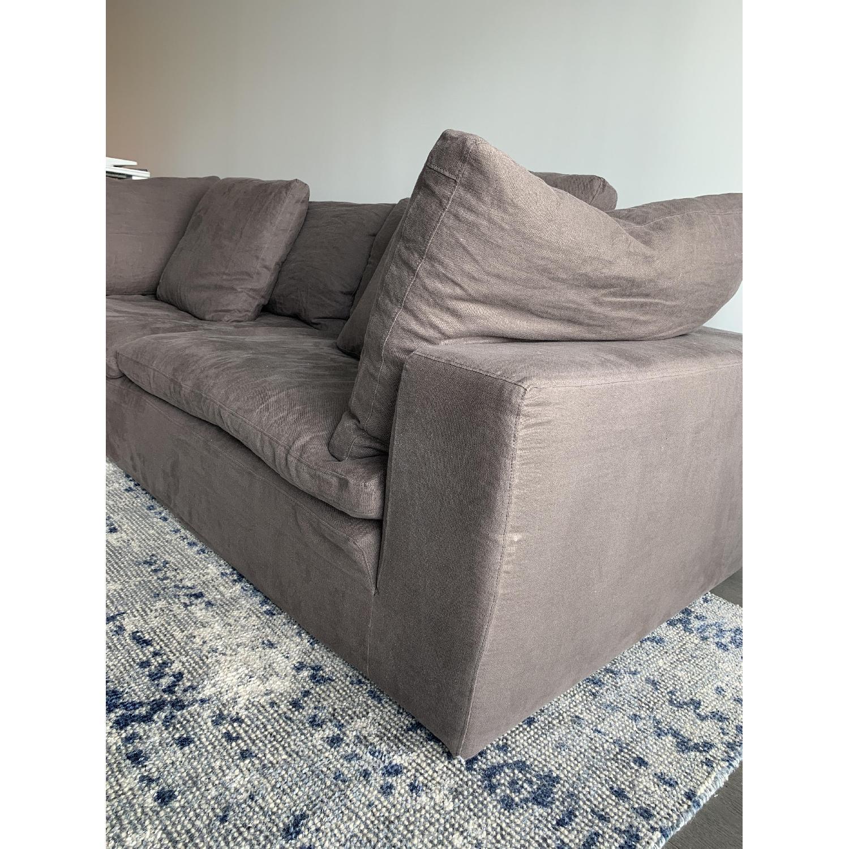 Restoration Hardware Cloud sofa - image-2