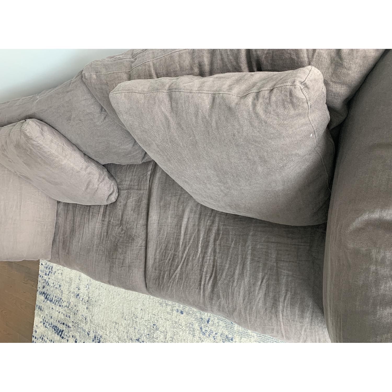 Restoration Hardware Cloud sofa - image-4