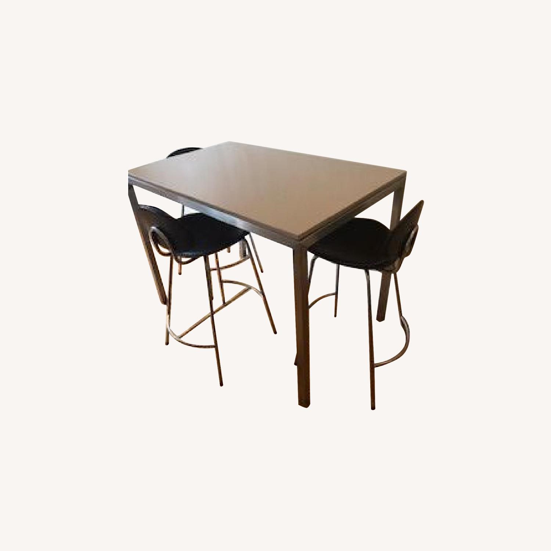 5-Piece High Top Dining Set