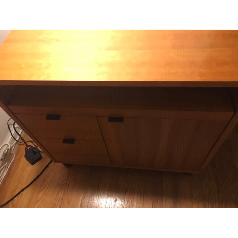 Room & Board Copenhagen Office Cabinet/Desk - image-3