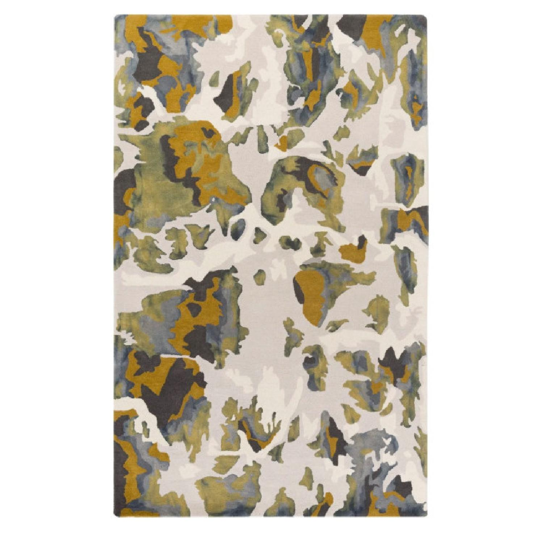 Hand-Tufted Verdi Wool Rug - image-0