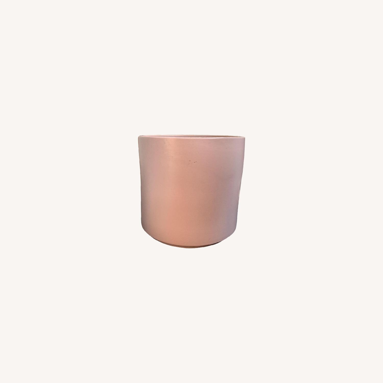 Large Pink Pot/Planter