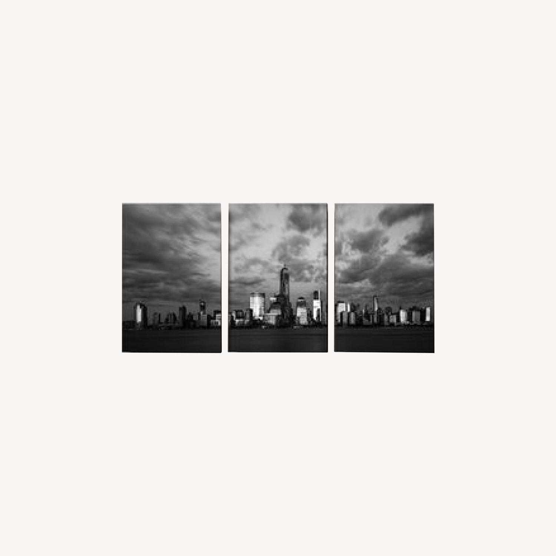 Manhattan Skyline Canvas