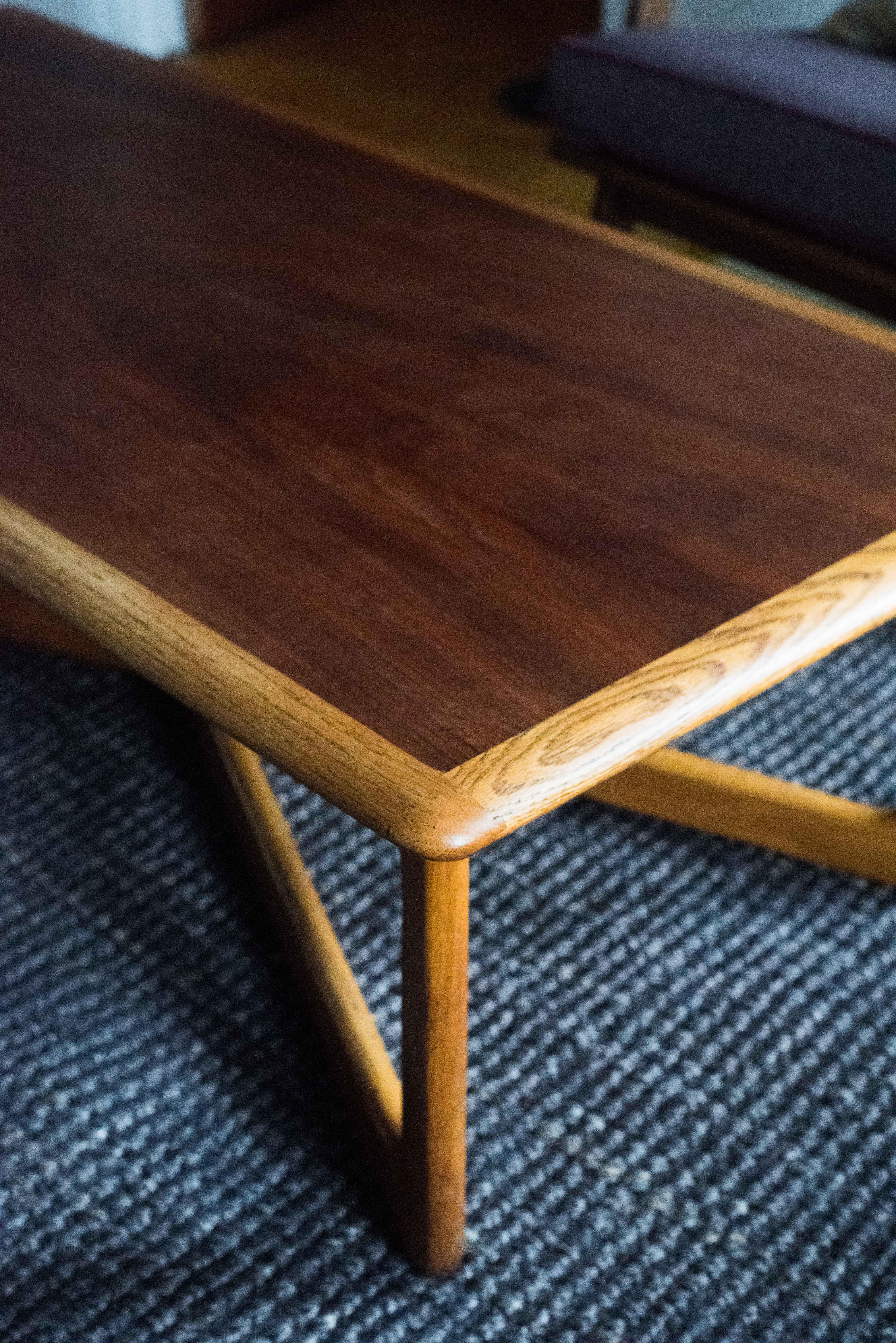 Lane Perception Mid Century Coffee Table