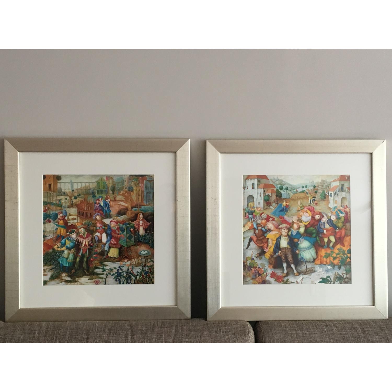 Igor Fomin Limited Edition Giclee Prints w/ Custom Framing - image-1