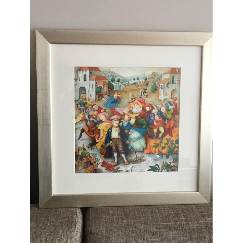 Igor Fomin Limited Edition Giclee Prints w/ Custom Framing - image-3