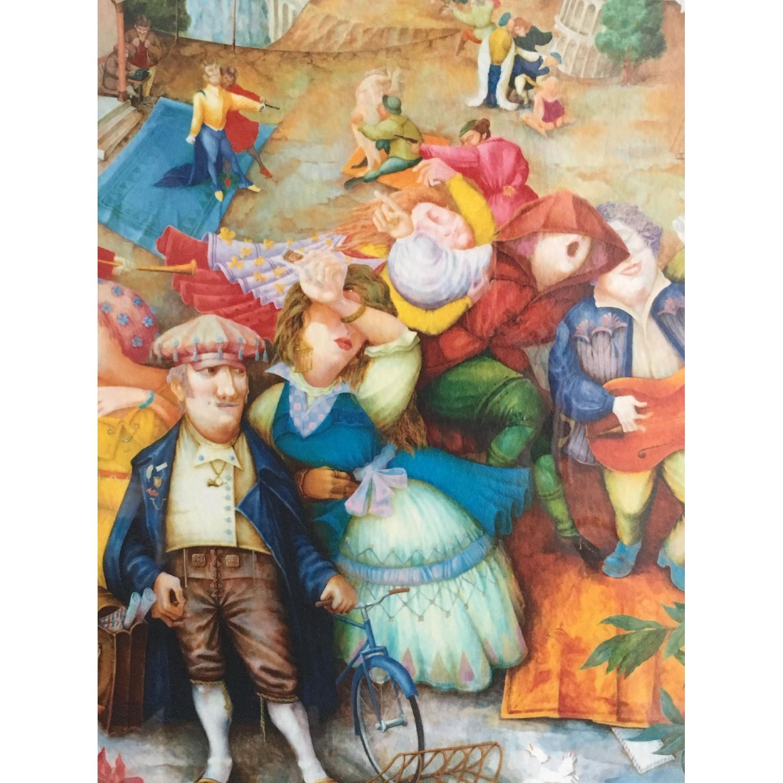 Igor Fomin Limited Edition Giclee Prints w/ Custom Framing - image-4