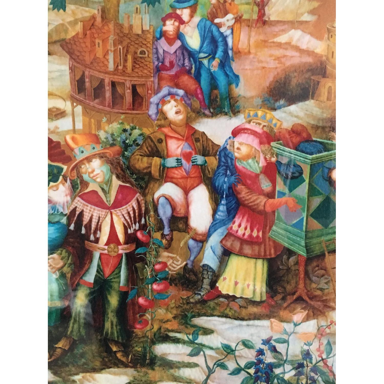 Igor Fomin Limited Edition Giclee Prints w/ Custom Framing - image-5