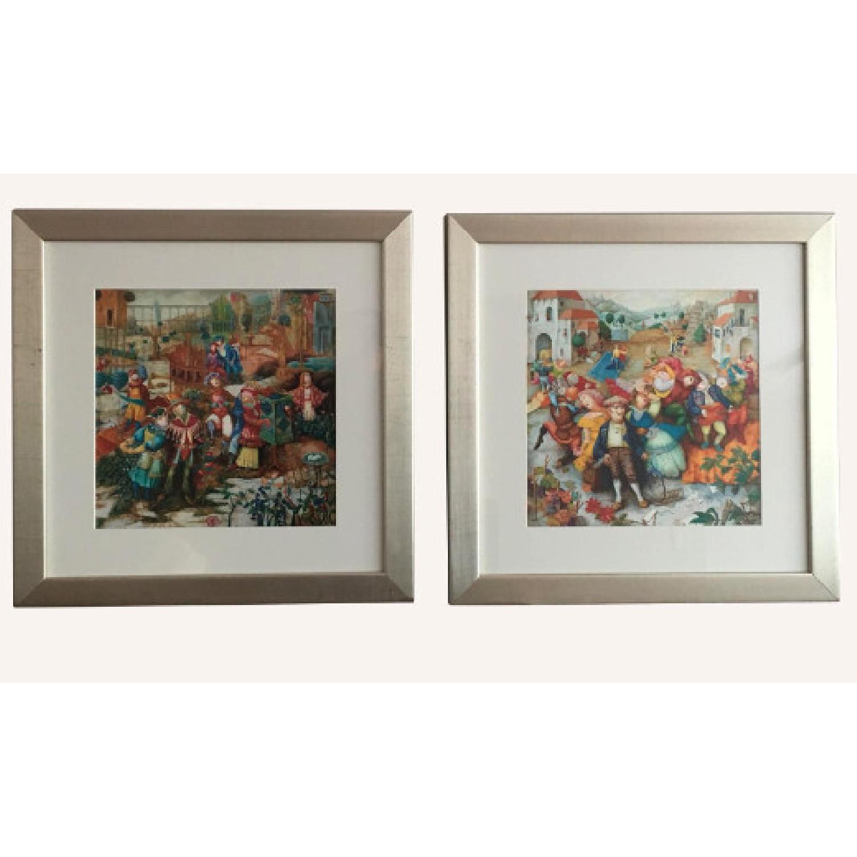 Igor Fomin Limited Edition Giclee Prints w/ Custom Framing - image-0