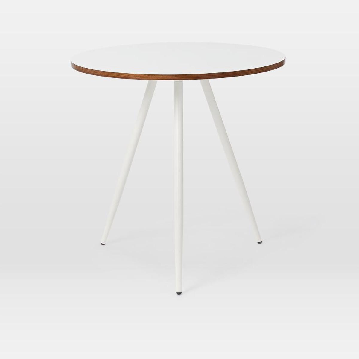 West Elm Wren Bistro Table in White
