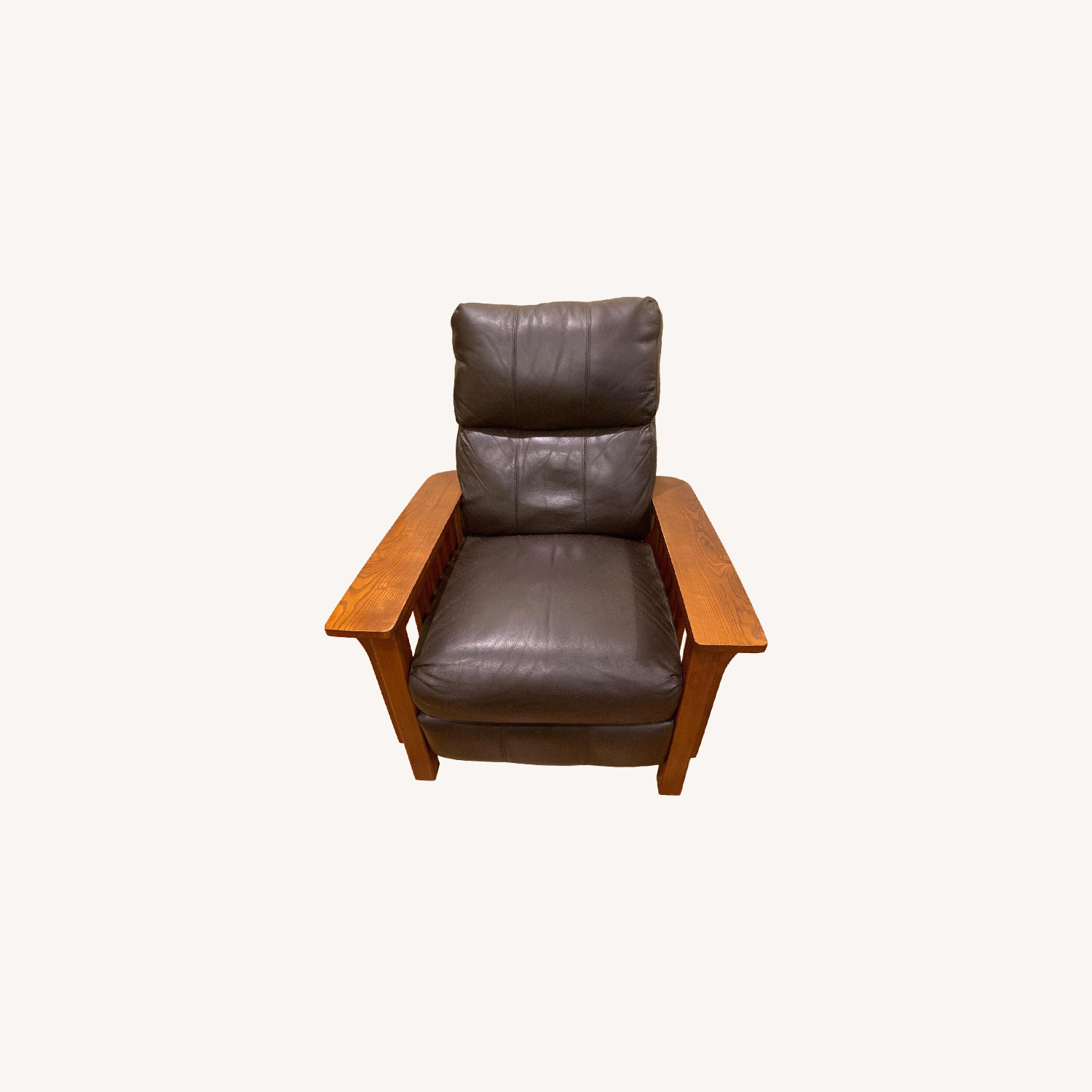 Harrison Mission Style Recliner