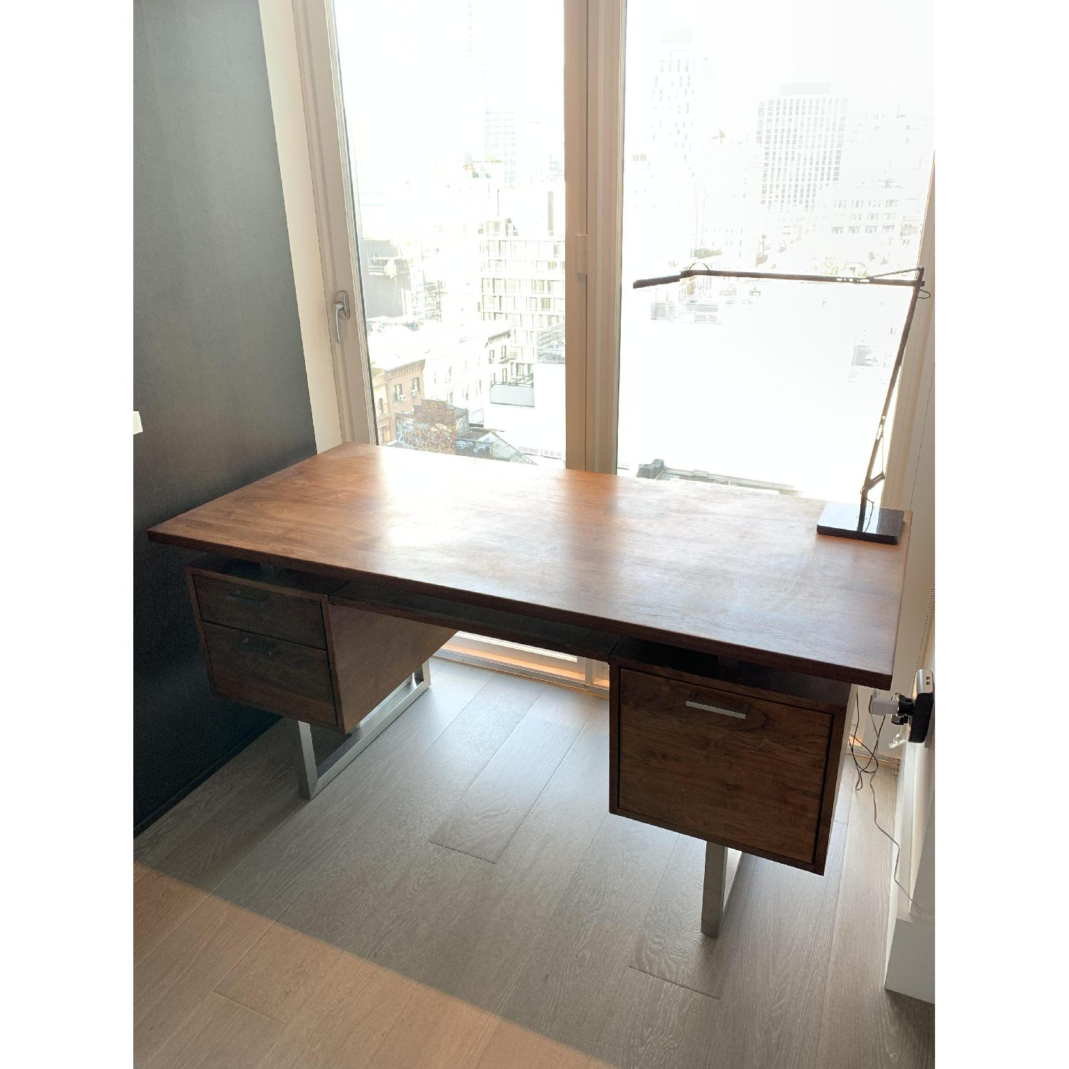 Crate & Barrel Clybourn Desk - image-1