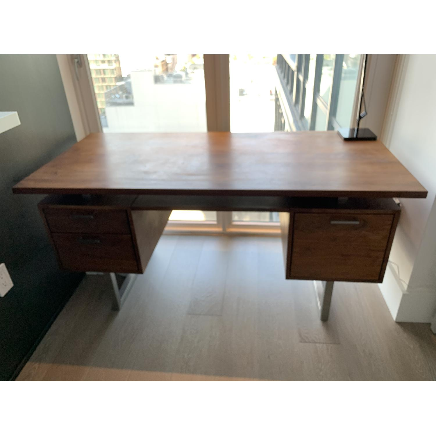 Crate & Barrel Clybourn Desk - image-2