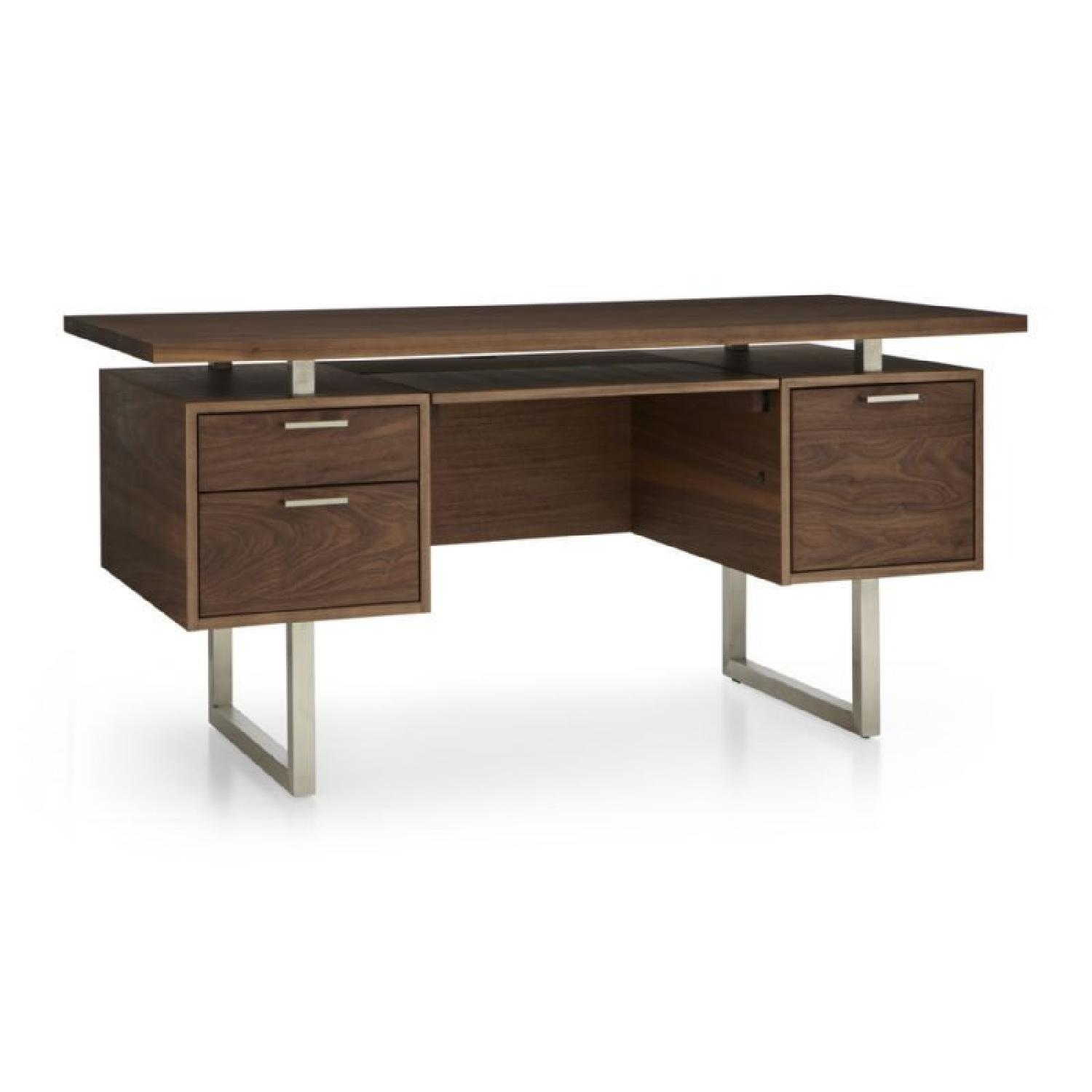 Crate & Barrel Clybourn Desk - image-0