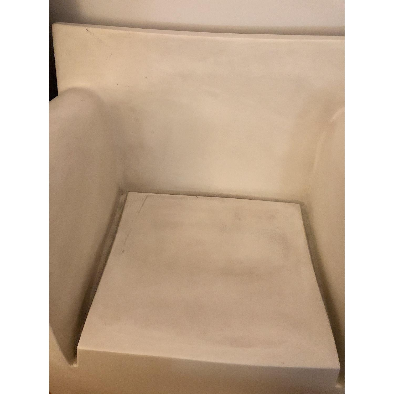 Philippe Starck White Bubble Chair - image-4